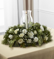 The FTD� Glowing Elegance� Centerpiece