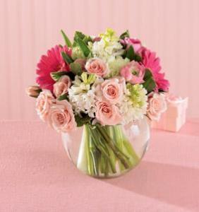 The FTD® Pink Splendor™ Bouquet