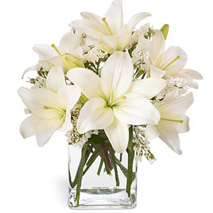 The FTD® Lush Lily™ Bouquet