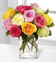The FTD® Rose Fest™ Bouquet