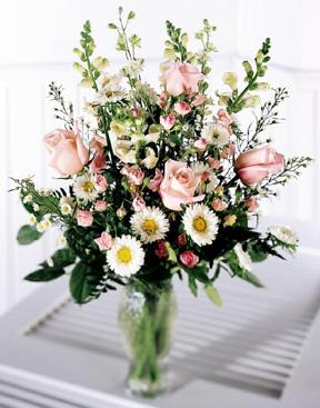 The FTD® Pink Opulence™ Rose Bouquet™