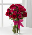 The FTD� Love-Struck� Rose Bouquet