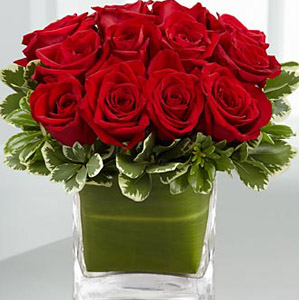The FTD® Irresistible Love™ Rose Bouquet