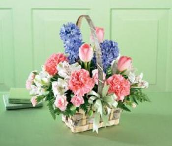 The FTD® Joy of Spring™ Basket