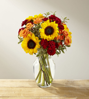 The FTD® Fall Frenzy™ Bouquet
