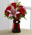 The FTD� Love Rushes In� Bouquet