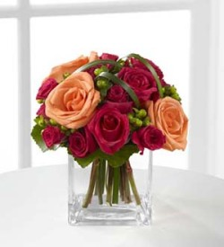 The FTD® Deep Emotions® Rose Bouquet by BHG®