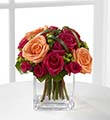 The FTD® Deep Emotions® Rose Bouquet by BHG® Georgia's Florist Port Charlotte Florida  33952
