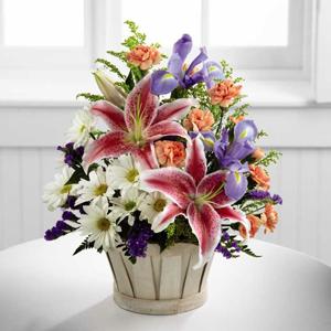 The FTD® Wondrous Nature™ Bouquet