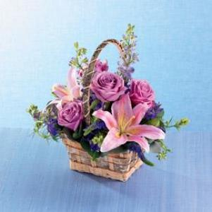 The FTD® Softly Summer™ Basket