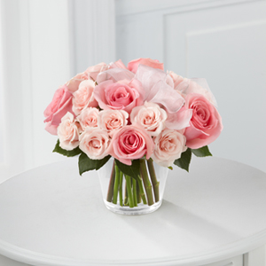 The FTD® Pure Perfection™ Rose Bouquet
