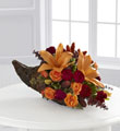 The FTD® Harvest Home™ Cornucopia