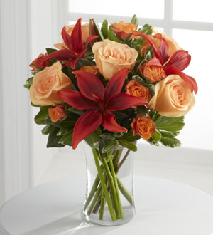 Le bouquet Tigresse™ de FTD®