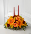 FTD Bright Autumn Centerpiece $49.99