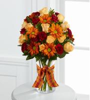 The FTD� Golden Autumn� Bouquet