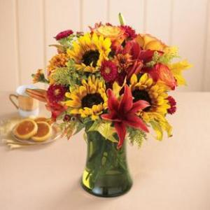 The FTD® Glorious Fall™ Bouquet