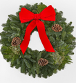 The FTD® Make It Merry™ Wreath