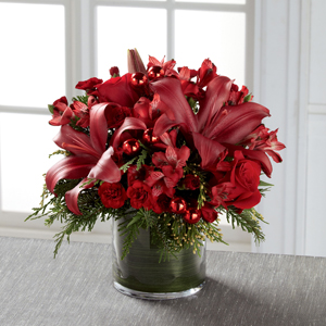 The FTD® Season\'s Sparkle™ Bouquet