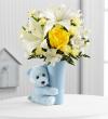 The FTD® Baby Boy Big Hug™ Bouquet