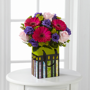 The FTD® Perfect Birthday Gift Bouquet