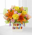 The FTD� Birthday Celebration� Bouquet