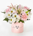 The FTD� Tiny Miracle� New Baby Girl Bouquet