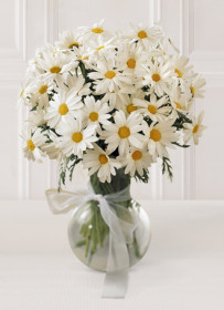 The FTD® Daisy Vase