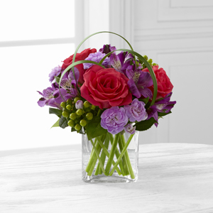 Le Bouquet FTD® Be Bold™ de Better Homes and Gardens®- Vase inlcus