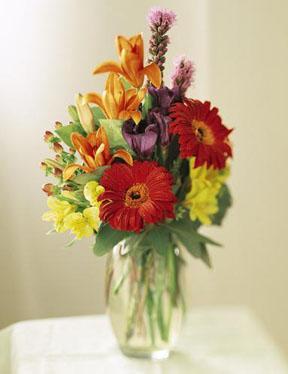 The FTD® Festival of Color™ Bouquet