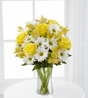 Same day flower delivery in denver co 80223 by your ftd florist the ftd sunny sentiments bouquet mightylinksfo
