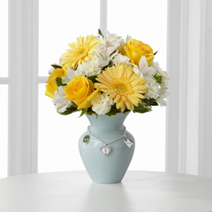 The FTD® Mother\'s Charm™ Bouquet - Boy