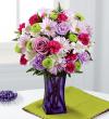 The FTD® Purple Pop™ Bouquet