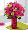 LE Bouquet FTD® Raspberry Sensation™