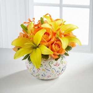 The FTD® Celebration Bouquet