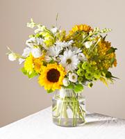 The FTD® Hello Sunshine Bouquet