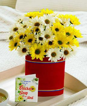 The FTD® Chicken Soup for the Soul™ Bouquet