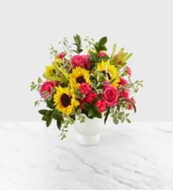 The FTD® Fresh Beginnings™ Bouquet
