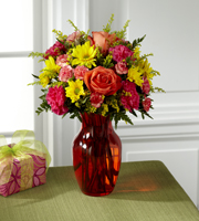 The FTD® Colors Abound™ Bouquet