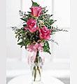 The FTD® Triple Delight ™ Rose Bouquet
