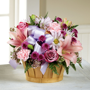 The FTD® Little Miss Pink™ Bouquet