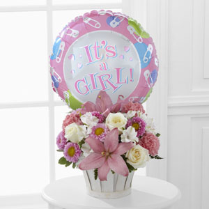 The FTD® Girls Are Great!™ Bouquet