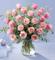 The FTD® Pink Passion™ Rose Bouquet