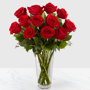 The FTD� Red Rose Bouquet
