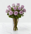The FTD� Lavender Rose Bouquet