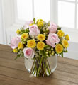 The FTD® Soft Serenade™ Rose Bouquet