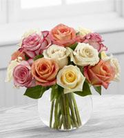 The FTD® Sundance™ Rose Bouquet