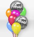Anniversary Balloon Bouquet Georgia's Florist Port Charlotte Florida  33952