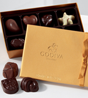 The FTD® Godiva Chocolate Gift
