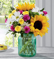 Le Bouquet Sunlit Meadows™ de Better Homes and Gardens presente par FTD®