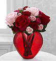 Le bouquet de roses My Heart to Yours™ de FTD®